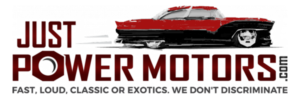 Just Power Motors Logo